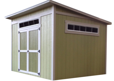 Lean-To Shed Website