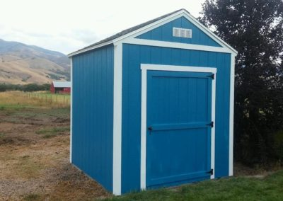 Orchard Shed with Gable Vent
